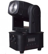 Flash LED MOVING HEAD BEAM RGBW 10 W