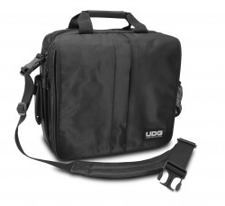 UDG Ultimate CourierBag DeLuxe Black/Orange