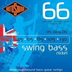 ROTOSOUND RS665LDN BASS STRINGS NICKEL