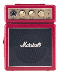 MARSHALL MS-2R MICRO AMP (RED)