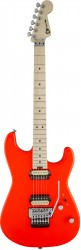 Charvel Pro-Mod San Dimas® Style 1 HH FR, Maple Fingerboard, Rocket Red