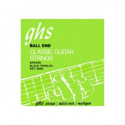 GHS STRINGS 2000 SILVER ALLOY