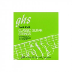 GHS STRINGS 2050W SILVER ALLOY