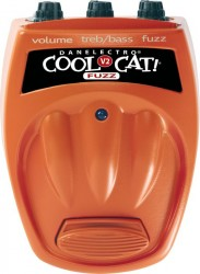 Danelectro CF2 Cool Cat Fuzz V2