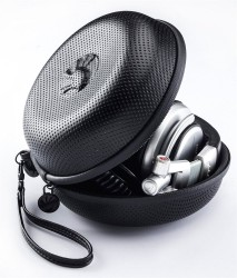 Slappa HardBody PRO Headphone Case– Black