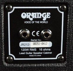 ORANGE JIM ROOT PPC212