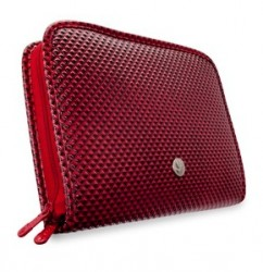 Slappa Diamond Pillow RED laptop sleeve 15.4""