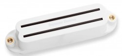 SEYMOUR DUNCAN SCR-1n Cool Rails for Strat White