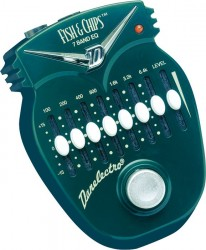 Danelectro DJ14 Fish & Chips 7 Band EQ