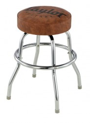 TAYLOR 70202 Taylor Bar Stool, Brown, 24