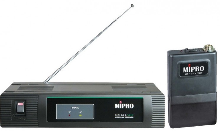 MIPRO MR-515/MT-103A (215.200 MHz)