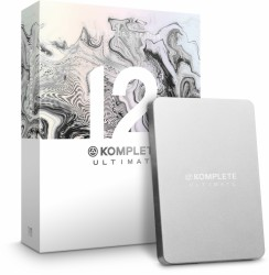 Native Instruments Komplete 12 Ultimate Collectors Edition UPG (K8-12)