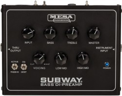 MESA BOOGIE SUBWAY® BASS DI-PREAMP