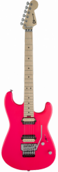 Charvel Pro-Mod San Dimas® Style 1 HH FR, Maple Fingerboard, Neon Pink