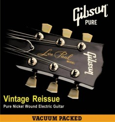 GIBSON SEG-VR9 VINTAGE RE-ISSUE PNW .009-.042