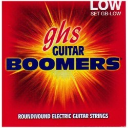GHS STRINGS GB-LOW GUITAR BOOMERS™