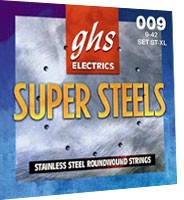 GHS STRINGS ST-L SUPER STEEL