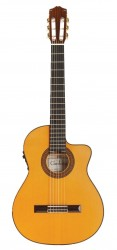 CORDOBA Espana 55FCE, Honey Amber finish