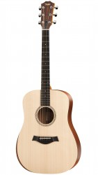 TAYLOR Academy 10 Academy Series, Layered Sapele, Sitka Spruce Top, Dreadnought